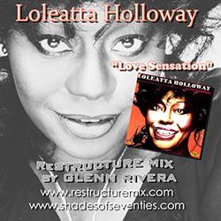 Loleatta Holloway Bring It On Up Rainbow 71