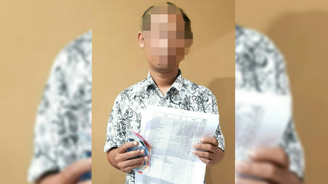 Polres Lotim Bekuk Pak Kadus, Pelaku Pungli Dana BST
