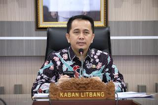 Kepala Badan Litbang Kemendagri, Agus Fatoni Uraikan Strategi Peningkatan dan Budayakan Inovasi di Lingkungan Pemda