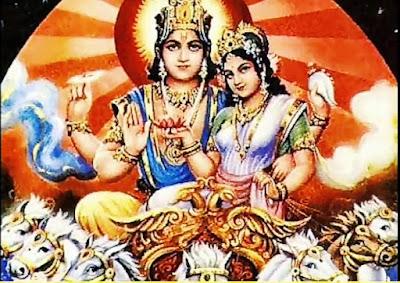 Surya dev wife.