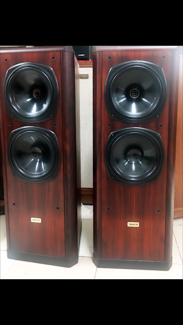 Loa Tannoy D700 - Made in England