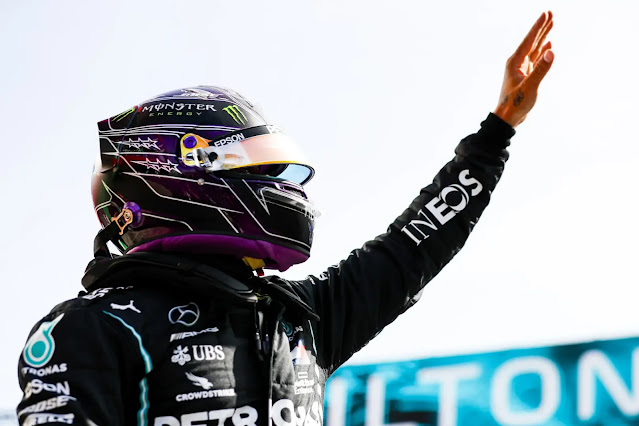 2020 Portuguese Grand Prix, Saturday - LAT Images
