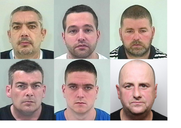 Conmen handed 50 years in jail for 'doorstep terrorism' across Leeds and West Yorkshire  Read more: http://www.yorkshireeveningpost.co.uk/news/conmen-handed-50-years-in-jail-for-doorstep-terrorism-across-leeds-and-west-yorkshire-1-7931146#ixzz49qIiwYzY