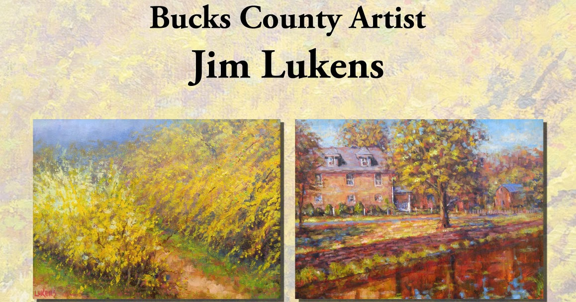 Chapman gallery jim lukens first sunday celebration may 7 for Craft shows in bucks county pa