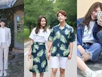 Inspirasi Dandanan Couple ala Pasangan Korea, Instagramable Banget!