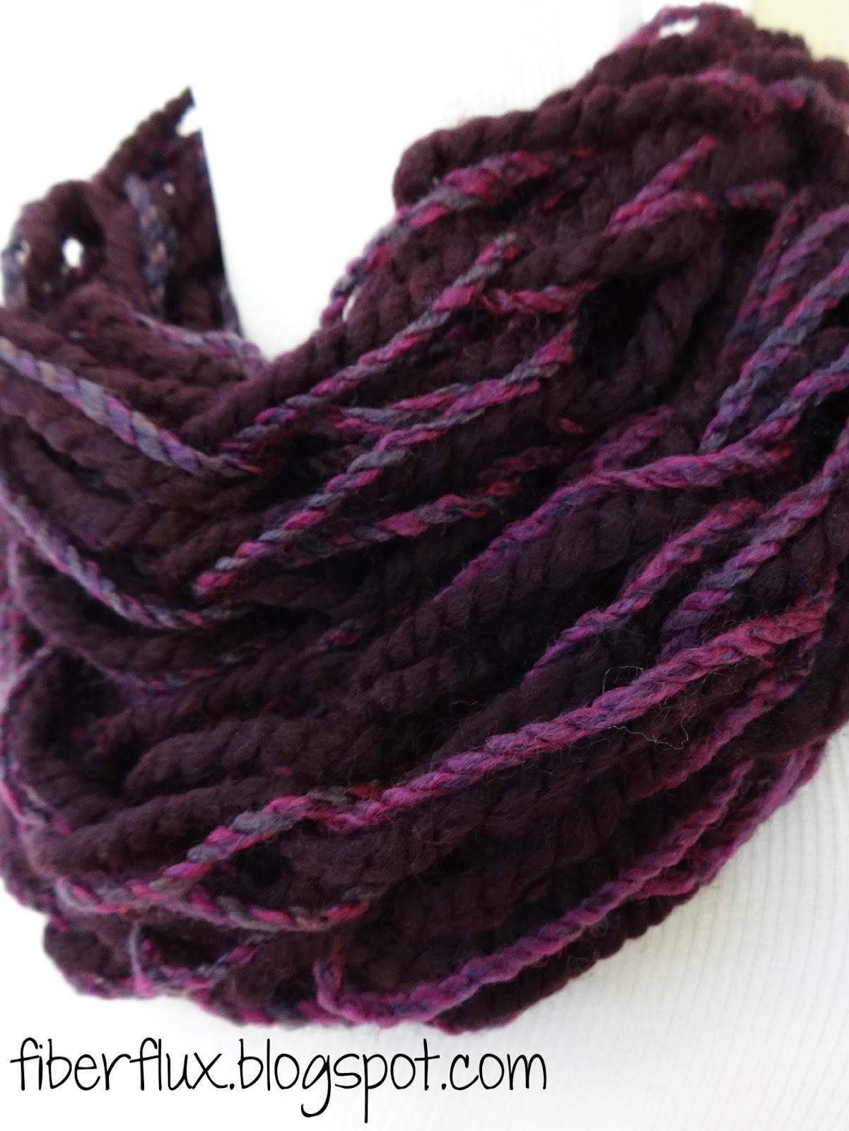 Fiber Flux: Free Knitting Pattern...Chunky Arm Knit Cowl!