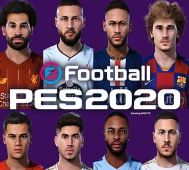 PES 2020 (PC) Gerçekci Oyuncu Yüzleri Yaması İndir + Kurulum