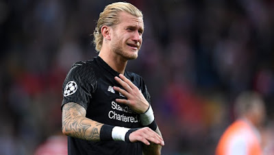 Blunder Bodoh Karius Bawa Madrid Hattrick Liga Champions