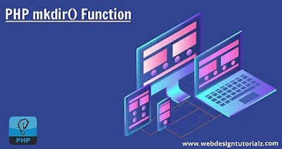 PHP mkdir() Function