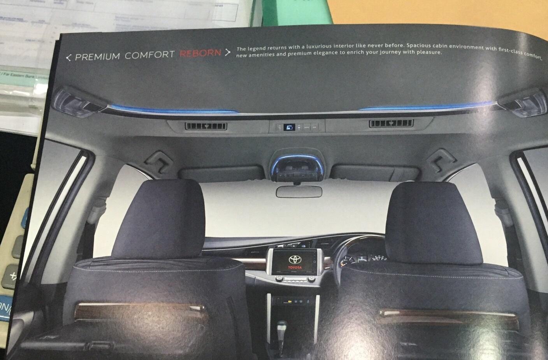 All New Kijang Innova 2015 Wiper Grand Avanza Herwono Banyu Alas Toyota