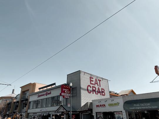 Eat Crab | San Francisco | biblio-style.com