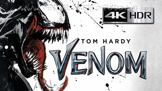 Venom (2018) REMUX 4K UHD [HDR] Latino-Ingles