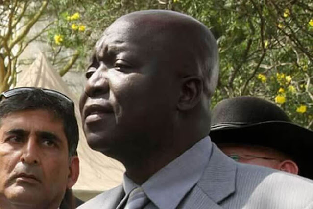 Jakoyo Midiwo former Gem MP