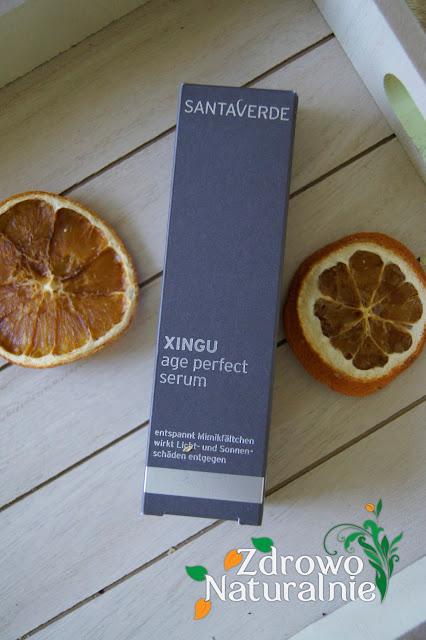 Santaverde - Xingu age perfect serum