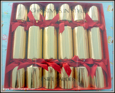 Estee Lauder Christmas Crackers