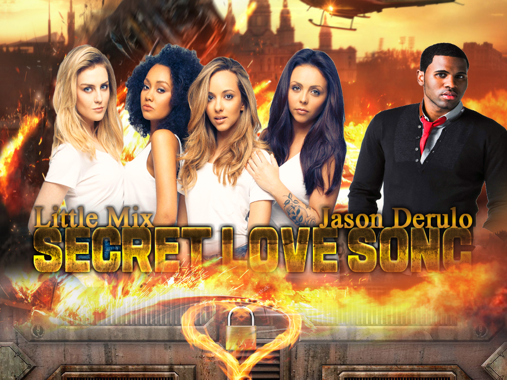 Secret Love Song Wallpaper Little Mix Jason Derulo