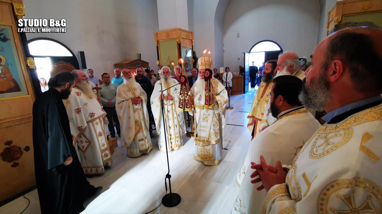 Εορτή Μητροπολιτικού Παρεκκλησίου Αγίου Λουκά του ιατρού