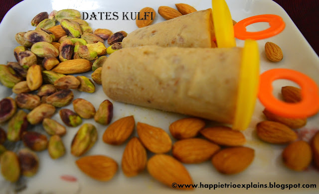 Dates Kulfi