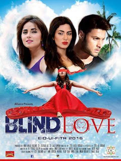 Blind Love 2016 Urdu 720p HDTV 950MB