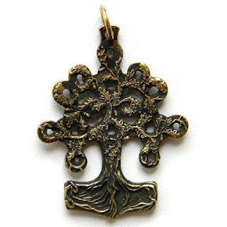 купить иггдрасиль талисман симферополь крым глюкоморье бронзовые украшения обереги кулоны