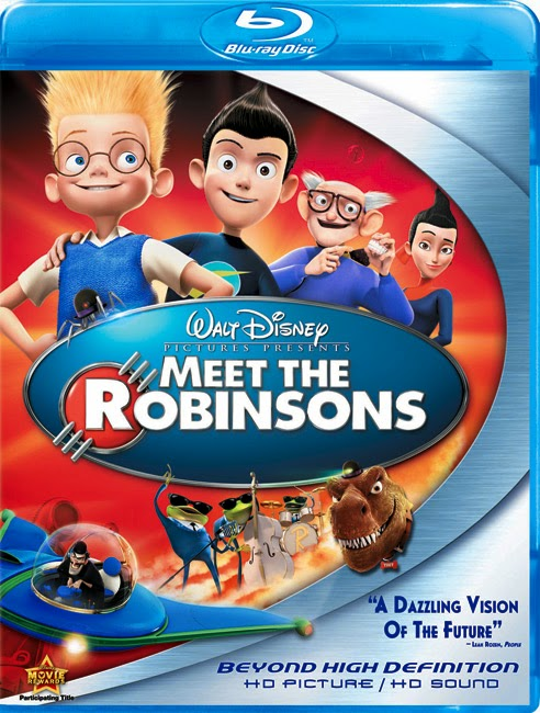 meet the robinsons trailer hd 2015