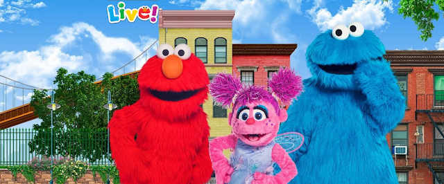 ENTER FOR A CHANCE TO WIN a trip for 4 to NYC to experience Sesame Street Live courtesy of Sesame Street Live and Smile Direct Club!