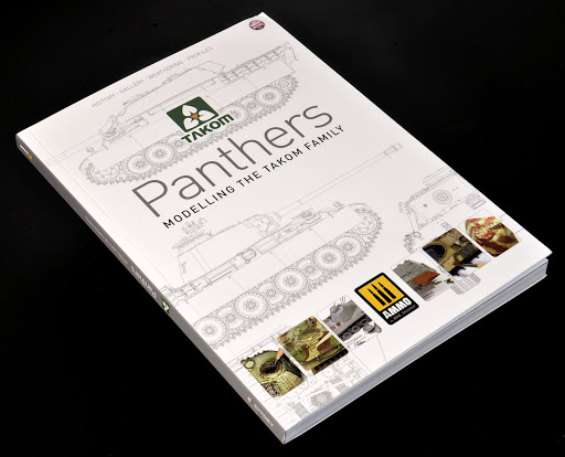 Read n' reviewed: Panthers – Modelling the TAKOM Family from AMMO Publishing
