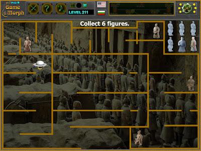 Terracotta Army Maze