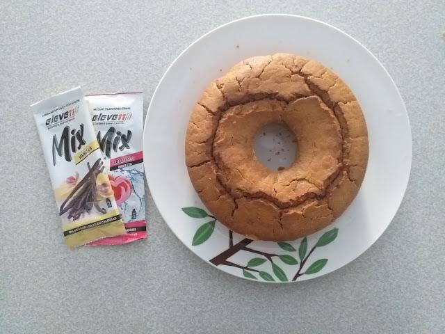κέικ χωρίς ζάχαρη, λιπαρά & με ελάχιστες θερμίδες