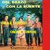 CUARTETO LEO - DEL BRAZO CON LA SUERTE - 1958 ( CON MEJOR SONIDO )