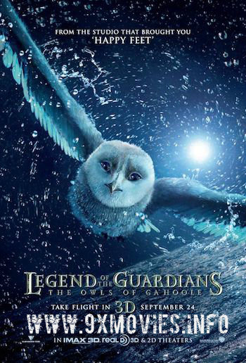 Legends Of The Guardians The Owls Of Gahoole 2010 Dual Audio Hindi Bluray Movie Download