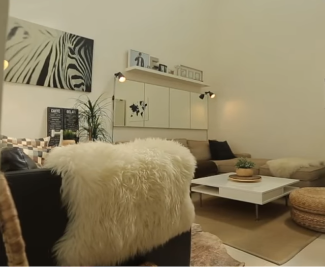 Minimalist Home with Limited Land