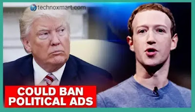 Facebook Is Going To Block Political Ads Due To Ends Of Election Day