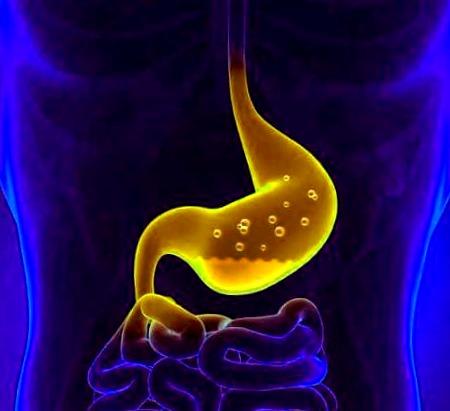 aloe vera para la acidez del estomago