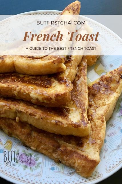French Toast | Bombay Toast