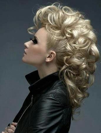 top Party hairstyle