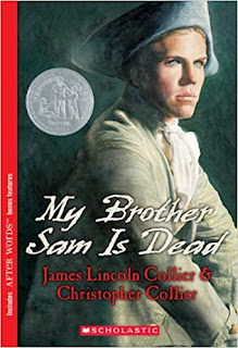 Read-Aloud Books for the Secondary Social Studies Classroom: My Brother Sam is Dead