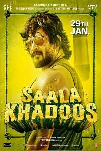 Saala Khadoos 300mb (2016) Hindi Movie DVDScr 300MB