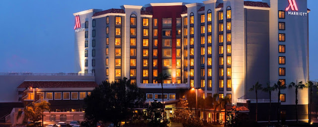 Book your sunny Florida vacation at the St. Petersburg Marriott Clearwater. This hotel offers spacious rooms, on-site dining, and a prime St. Pete location.