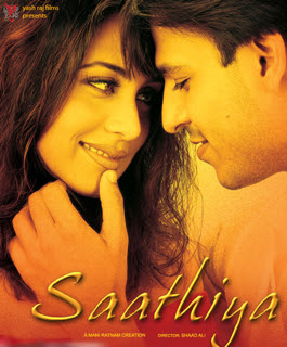 Saathiya chhalka chhalka re Lyrics