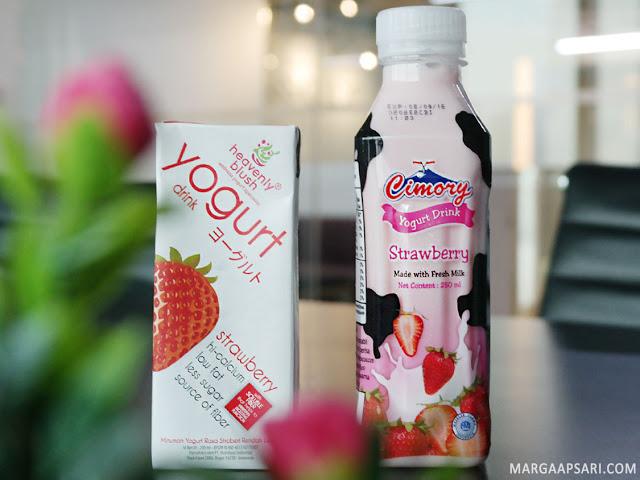 Manfaat Youghurt untuk Kesehatan dan Kecantikan