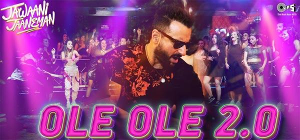 Ole Ole 2.0 Song Lyrics - Jawaani Jaaneman | Amit Mishra