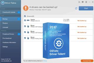 أقوى برنامج لتحديث جميع نعاريف الجهاز بضغطة زر واحدة Driver Talent Pro 6.5.55.162