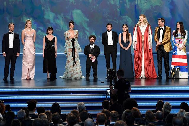 Senarai Pemenang Anugerah Emmys Ke 71