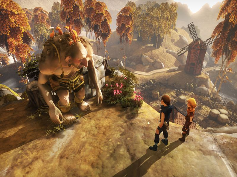 Download Brothers A Tale of Two Sons Free Full Game For PC