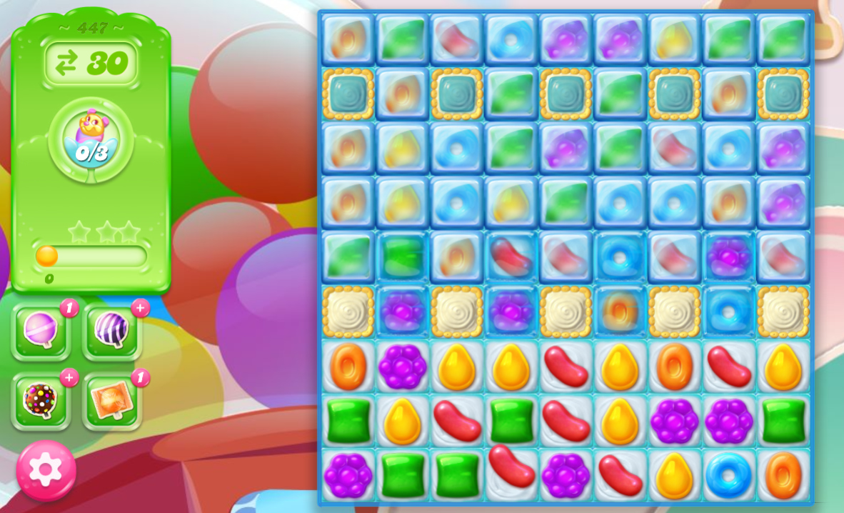 Candy Crush Jelly Saga 447