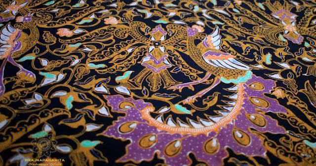 Ciri-ciri Batik Tradisional dan Modern