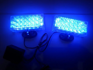 Led Strobo kotak