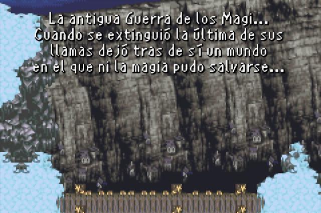 Final Fantasy VI Advance - Captura 1