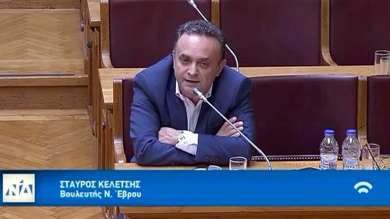 Η Σαμοθράκη στο επίκεντρο της παρέμβασης του Σταύρου Κελέτση στον Υπουργό Τουρισμού